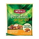 Emerald Breakfast On The Go Glazed Walnuts Breakfast Nut Blend, 1.5 Ounce -- 48 per case.