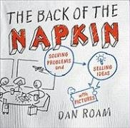 "Cover of ""The Back of the Napkin: Solving..."