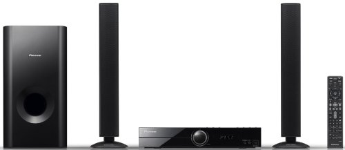 Pioneer DCS-FS313 2.1 DVD Heimkinosystem (HDMI, USB 2.0) schwarz