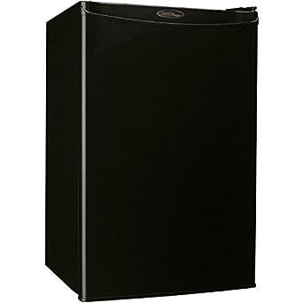 Amazoncom Premium Mini Fridge Refrigerator Appliances with Freezer Top Compact Small Apartment