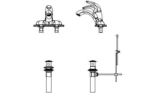 delta 22c331 single handle 1 5gpm bathroom faucet with vandal resistant aerator chrome james n ellisoner