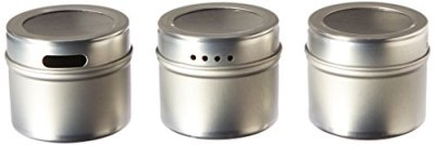 Kamenstein Magnetic Storage Tins Single