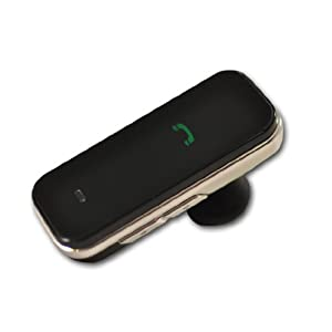 Anycom Executive EX1 Noise Reduction Bluetooth Headset [Retail Packaging]
