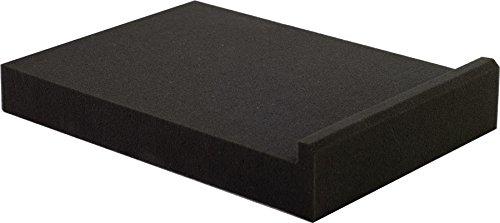 FrankenSchaum Speaker Isolation Pads / Monitor Pads - 2er Set aus schwarzem Schaumstoff RG80