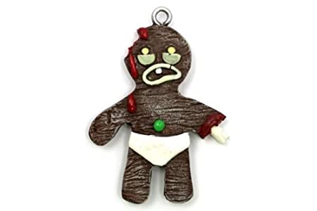 Gingerbread Zombie Baby