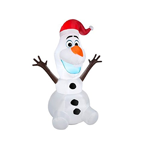 Olaf inflatable decorations
