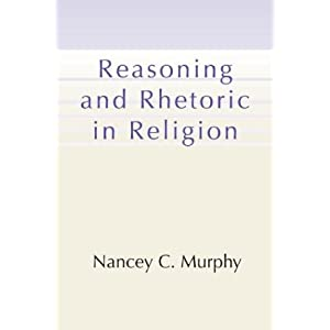 Reasoning and Rhetoric in Religion [With CDROM]