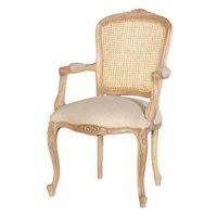 Villeneuve French Style Bedroom Chair: Amazon.co.uk ...