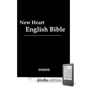 Kindle Bible (New Heart English Bible)