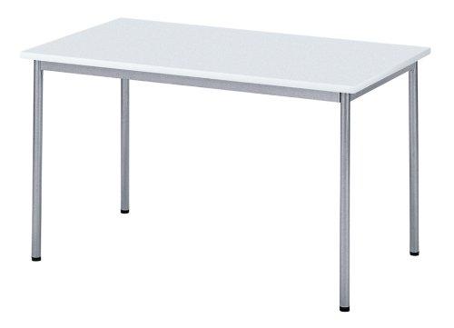 koeki ワークテーブル ホワイト WT-1270(WH)