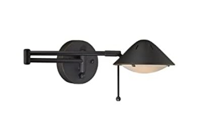 Swing Arm Wall Lamp Wall Sconces Amazon