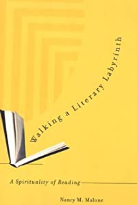 "Cover of ""Walking a Literary Labyrinth"""