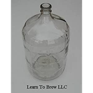 5 Gallon Glass Carboy