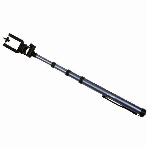 Promaster Selfie Stick, Camera/Smart Phone Boom Arm, Blue