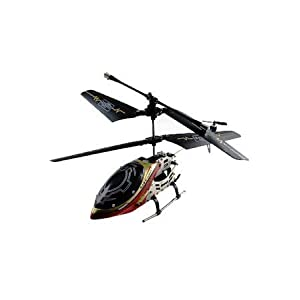 Mini Gyro: Mini Indoor Helicopter Hawk Talon V3 Gyro by