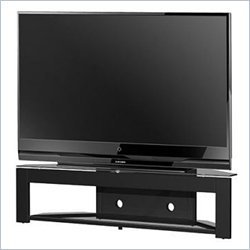 Buy Low Price Tech Craft Md73 Lcd Plasma Glass Tv Stand In Black