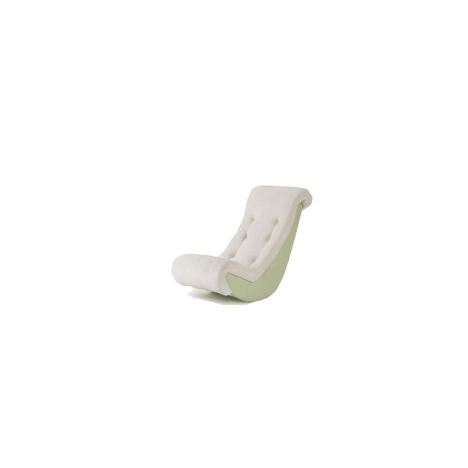 Banana Rocker Chair Lime Green Kids Banana Rocker Chair With Sherpa Back On Popscreen