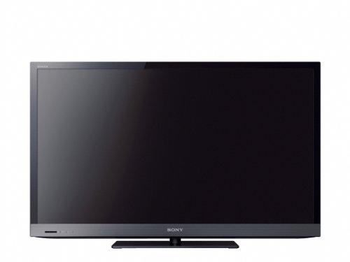 Sony Bravia KDL-40EX525BAEP 102 cm (40 Zoll) LED-Backlight-Fernseher, Energieeffizienzklasse A  (Full-HD, 50Hz, DVB-T/-C/-S2) schwarz