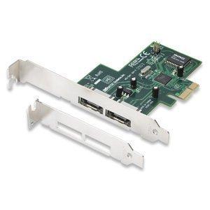 ラトックシステム eSATA 2ポート PCI Expressボード REX-PE32S