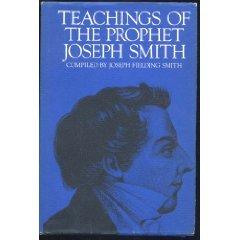 """Cover of """"Teachings of the prophet Joseph..."""