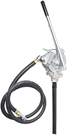 GPI HP-100-UL 114000-10 Piston Fuel Hand Pump up to 50 GPM