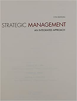 Amazon.com: Strategic Management: Theory & Cases: An