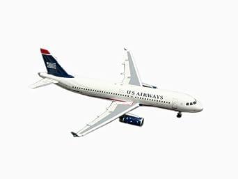 Amazon.com: Gemini Jets US Airways ( with V2500 engines