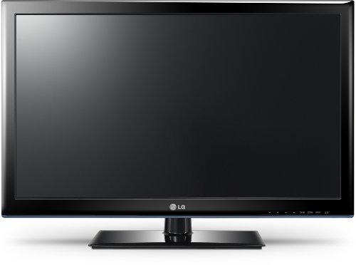 LG 42LM340S 107 cm (42 Zoll) Cinema 3D LED-Backlight-Fernseher, Energieeffizienzklasse A (Full-HD, 100Hz MCI, DVB-T/C/S2) schwarz