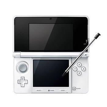 ニンテンドー3DS ピュアホワイト -