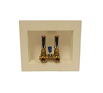 WaterTite 85630 DuAll Dual Drain Washing Machine Outlet