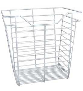 Amazon.com: Wire Basket Drawer 17 x 17 x 14 Inch White