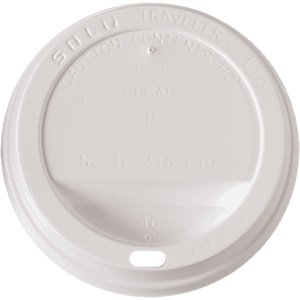 Amazoncom Solo 12 16 oz Paper Hot Cup Lids White