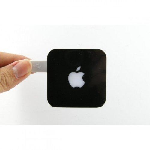 並行輸入/iHub最新モデル USBハブ/4ポートハブ◆ブラック