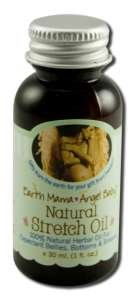Earth Mama Angel Baby Natural Stretch Oil Pregnancy
