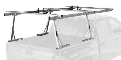 Cargo Racks: DeWalt DCOCE397 Contractor Aluminum Truck Rack