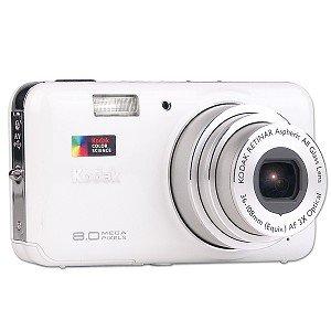 Kodak EasyShare V803 8MP 3x Opti/4x Digi Zoom Camera (WHT)