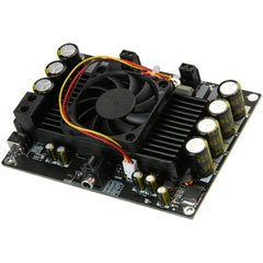 1x600W TAS5630 Class-D Amplifier Board Review , Special