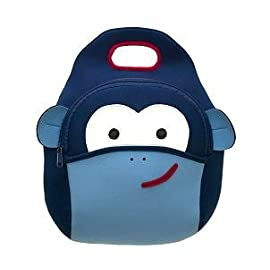 Monkey See, Monkey Do Eco-friendly Lunch Tote