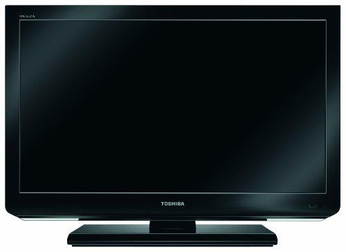 Toshiba 32HL833G 81 cm (32 Zoll) LED-Backlight-Fernseher, Energieeffizienzklasse B (Full-HD, 100 HZ AMR, DVB-T/-C, CI+) schwarz