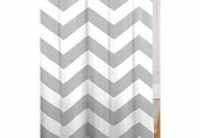 Grey And Yellow Shower Curtain Target