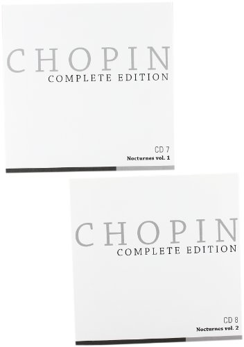 Chopin Complete Edition [17 CD Box Set] 028947784456