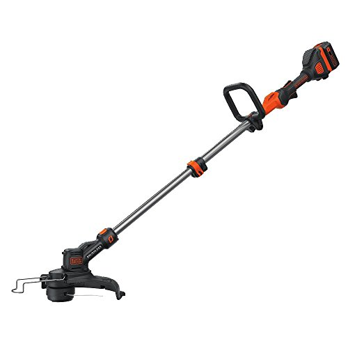 BLACK+DECKER LST540 Brushless String Trimmer, 40-volt Home
