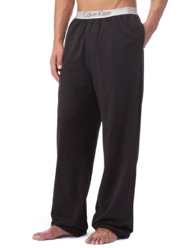 Calvin Klein underwear Herren Hose/ Lang U5822A / Metallic Chrome (Cotton) Pj Pant