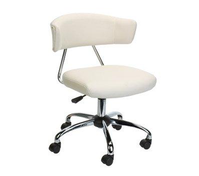 brenton studio task chair antique barber for sale best price off white om03653