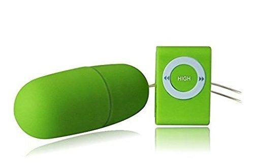 遠隔操作ローター リモコン ワイヤレス インタートイボ専用袋付 カラー:グリーン 全額返金保障 31k6WVTyIlL