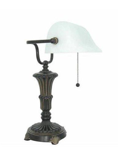 4D Concepts Christopher Banker Lamp