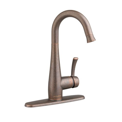 american standard quince kitchen faucet vans 4433.410.224 pull-down single ...