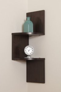 House decor: 4D Corner wall shelf