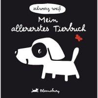 Mein allererstes Tierbuch : schwarz weiß / Xavier Deneux