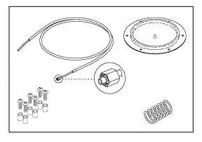 Amazon.com: Foot Controller Repair Kit for Pelton & Crane